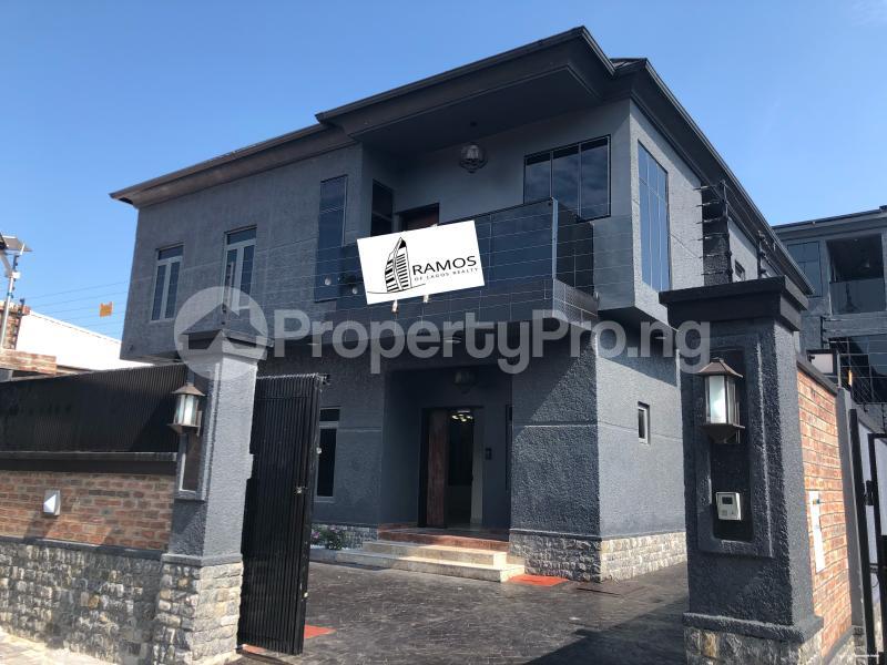 4 bedroom Detached Duplex House for sale . chevron Lekki Lagos - 0