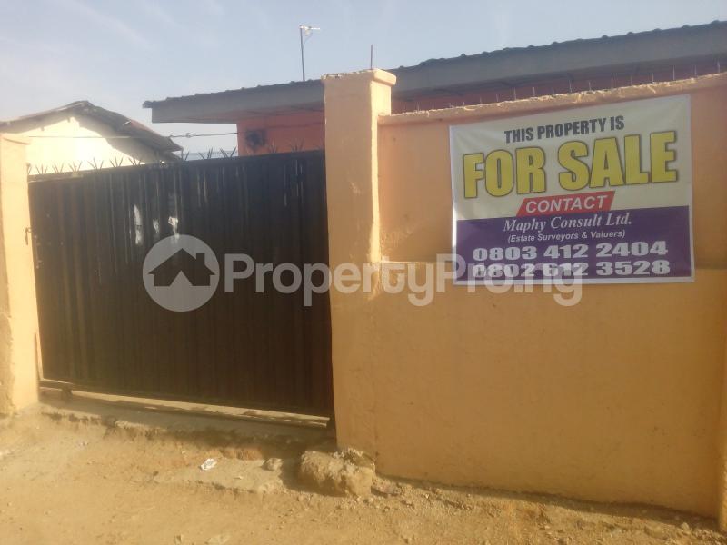 1 bedroom mini flat  Blocks of Flats House for sale Arap site mpape Mpape Abuja - 1