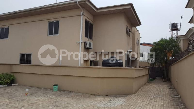 Semi Detached Duplex House for sale Lekki Phase 1 Lekki