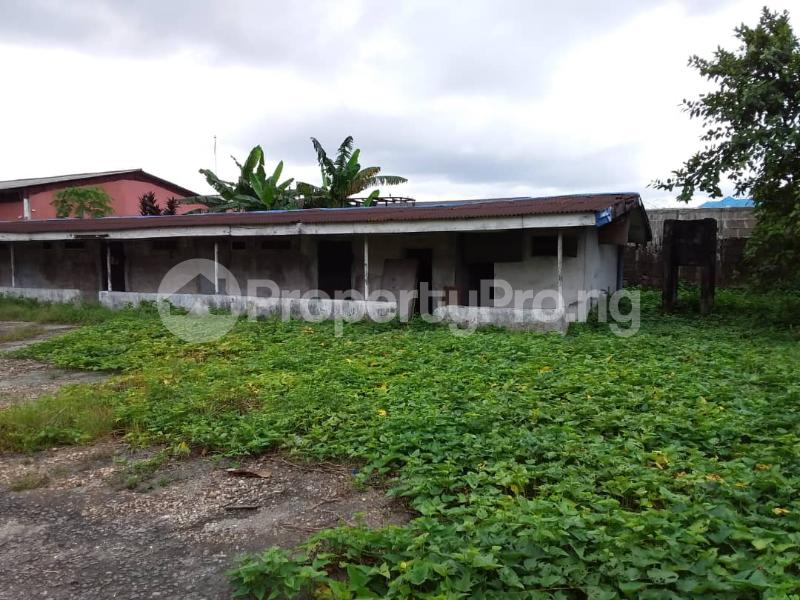 Warehouse Commercial Property for sale Diobu Diobu mile 1 Port Harcourt Rivers - 1