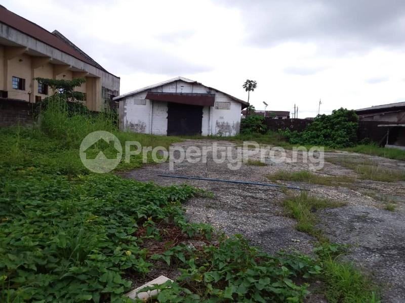 Warehouse Commercial Property for sale Diobu Diobu mile 1 Port Harcourt Rivers - 0