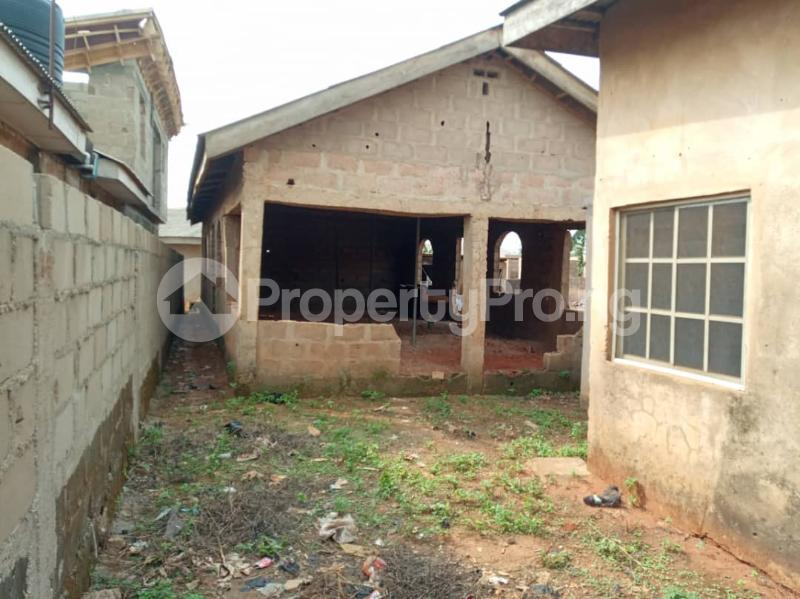 Detached Bungalow House for sale Mopol Junction, Aiyetoro Ayobo Ipaja Lagos - 0