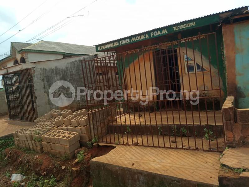 Detached Bungalow House for sale Mopol Junction, Aiyetoro Ayobo Ipaja Lagos - 1