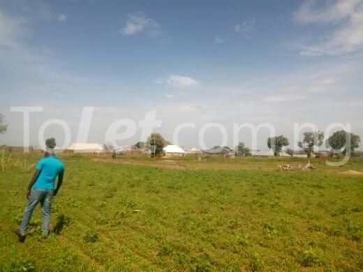 Land for sale by yakowa new road Chikun Kaduna - 1