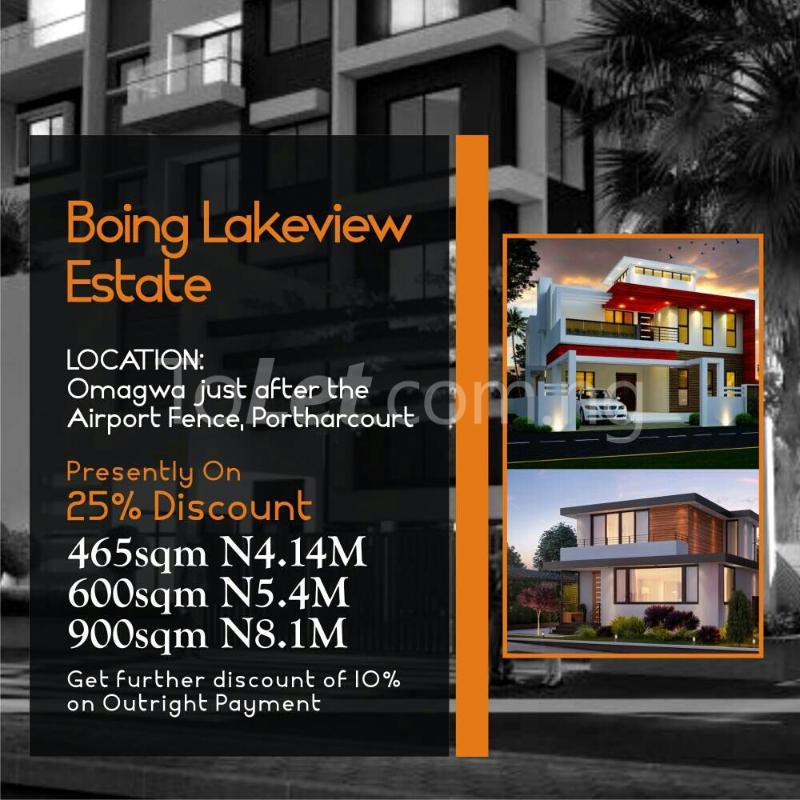 Land for sale - Rupkpokwu Port Harcourt Rivers - 2