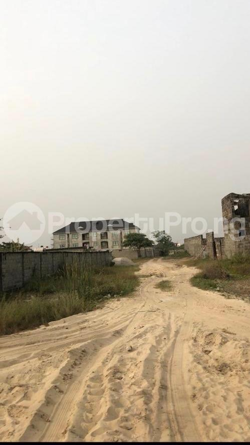 Land for sale Off Monastery Road(Shoprite) Sangotedo Ajah Lagos - 5