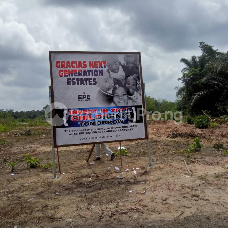 Residential Land Land for sale Epe Lagos - 1