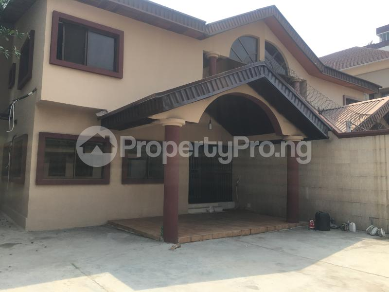 4 bedroom Commercial Property for rent Alade Odenewu street. Parkview Estate Ikoyi Lagos - 0