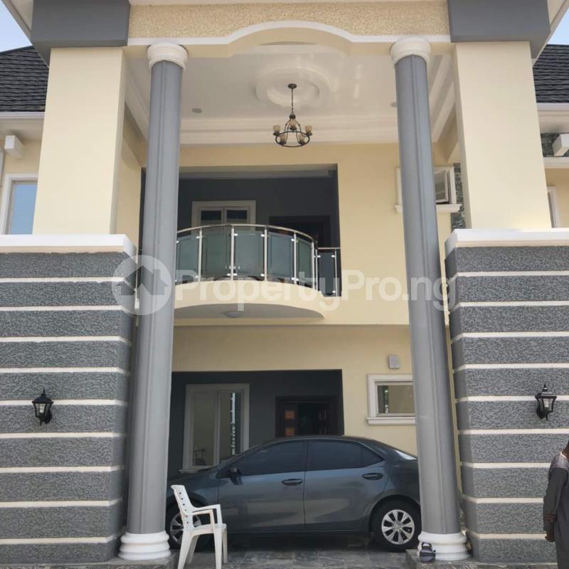 5 bedroom Detached Duplex House for sale Guzape Abuja Guzape Abuja - 1