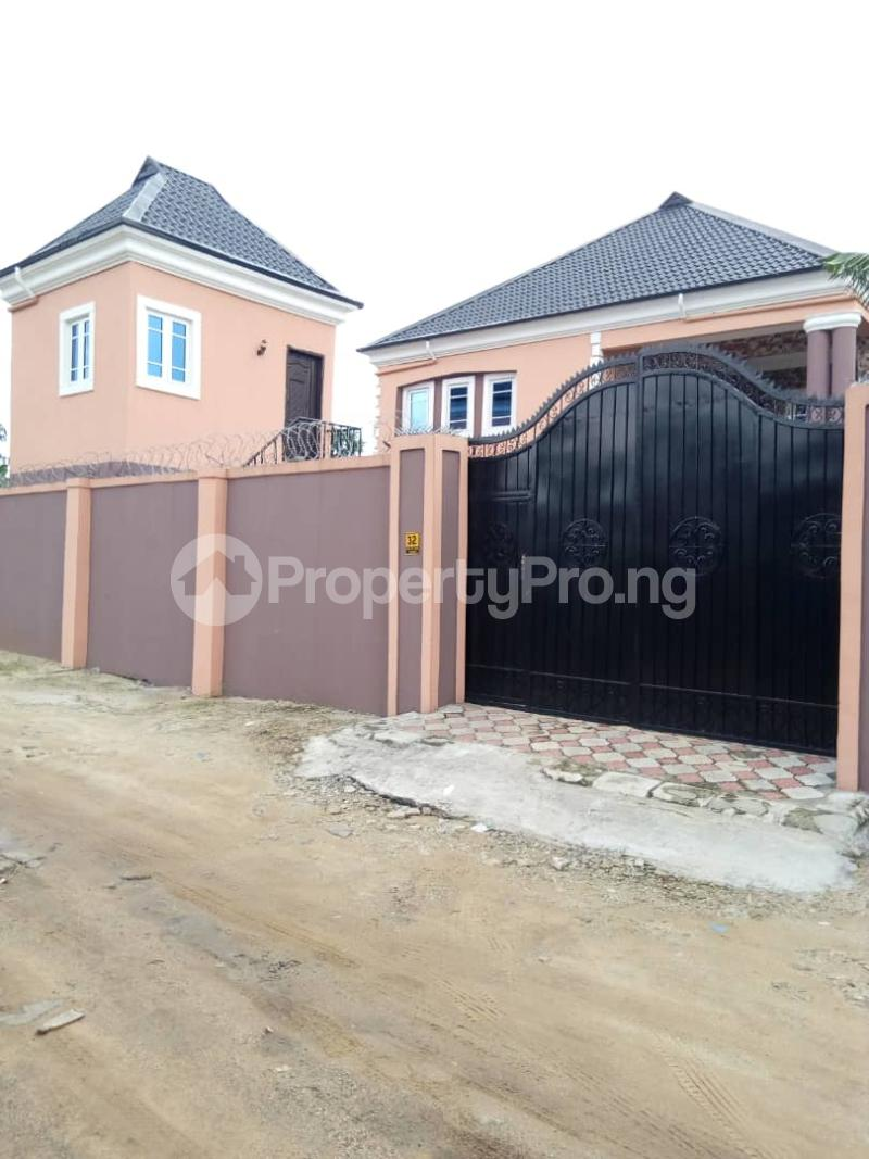 5 bedroom House for sale Elelewon off school Road Rumuokwurushi Port Harcourt Rivers - 0
