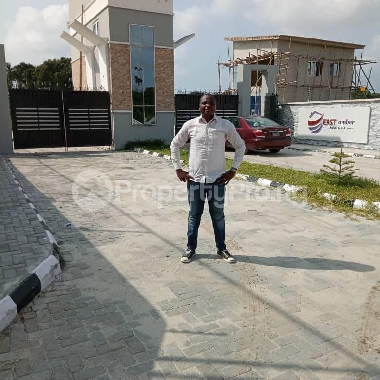 Residential Land Land for sale East Amber, Abijo Ajah Lagos - 1