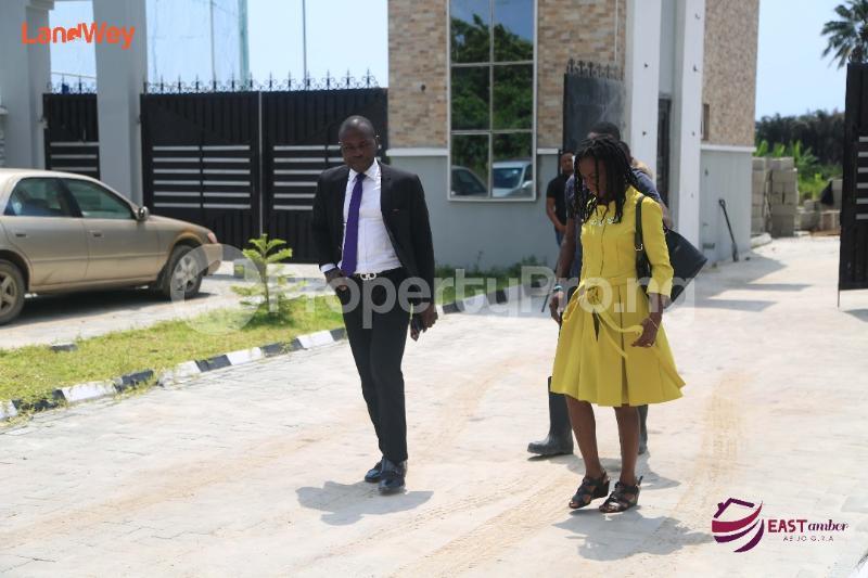 Residential Land Land for sale East Amber, Abijo Ajah Lagos - 6