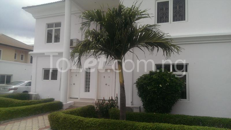 5 bedroom House for rent Off Palace Road by 4 Points by Sheraton. Victoria Island Extension Victoria Island Lagos - 1