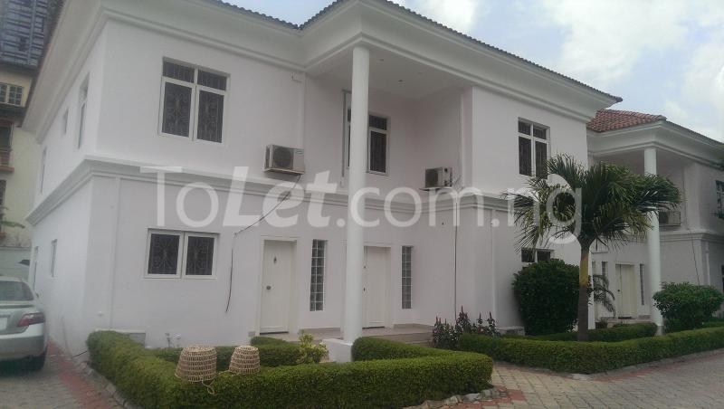 5 bedroom House for rent Off Palace Road by 4 Points by Sheraton. Victoria Island Extension Victoria Island Lagos - 0