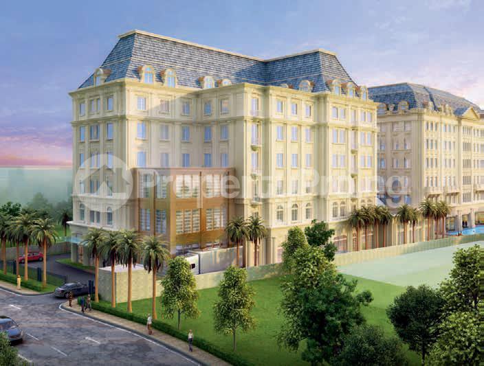 4 bedroom Flat / Apartment for rent Kofo Abayomi Victoria Island Lagos - 1