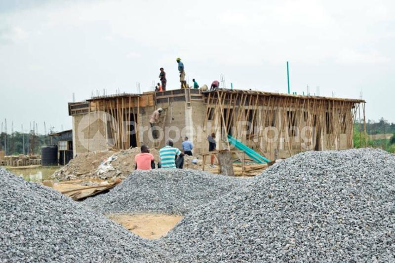 Residential Land Land for sale Assese, before redemption camp Ibafo Obafemi Owode Ogun - 2