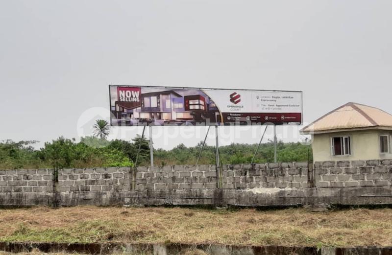Residential Land Land for sale Bogije  Ibeju-Lekki Lagos - 4