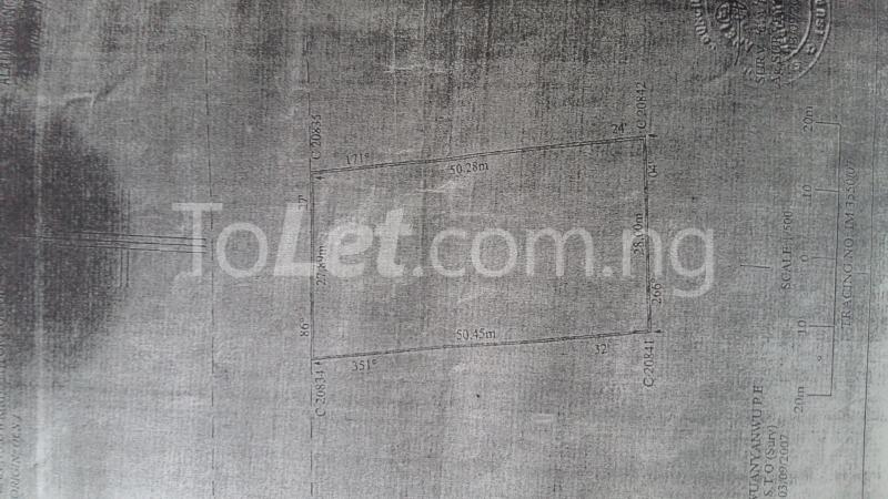Land for sale Aladinma Northern Extension Layout. Owerri Imo - 5