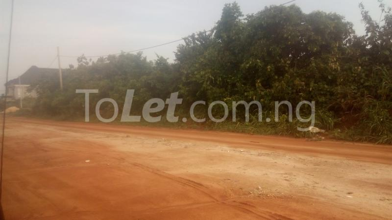 Land for sale Aladinma Northern Extension Layout. Owerri Imo - 1