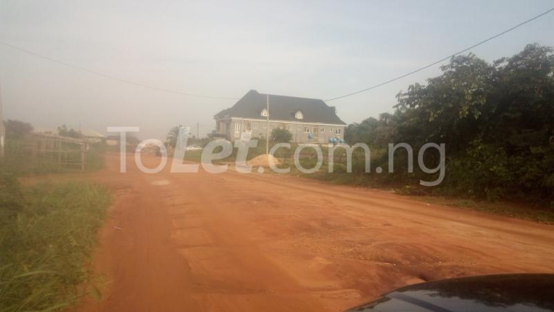 Land for sale Aladinma Northern Extension Layout. Owerri Imo - 0