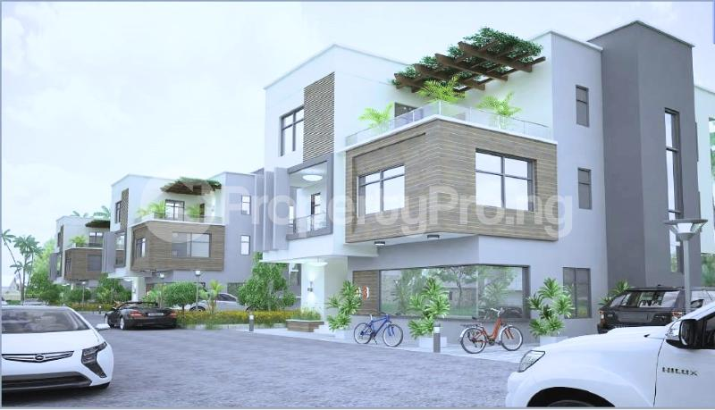 4 bedroom Detached Duplex House for sale Oniru Private Estate ONIRU Victoria Island Lagos - 2