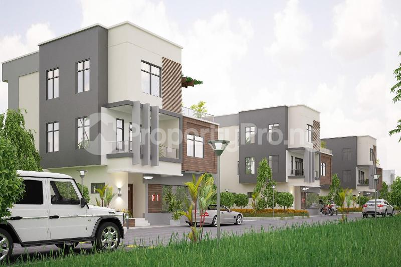 4 bedroom Detached Duplex House for sale Oniru Private Estate ONIRU Victoria Island Lagos - 0