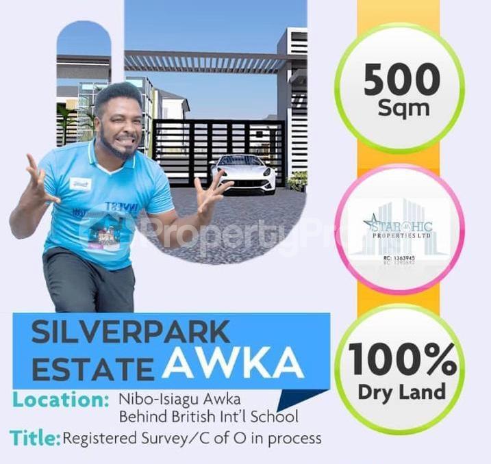 Mixed   Use Land Land for sale Behind British International School Nibo Isiagu  Awka South Anambra - 0