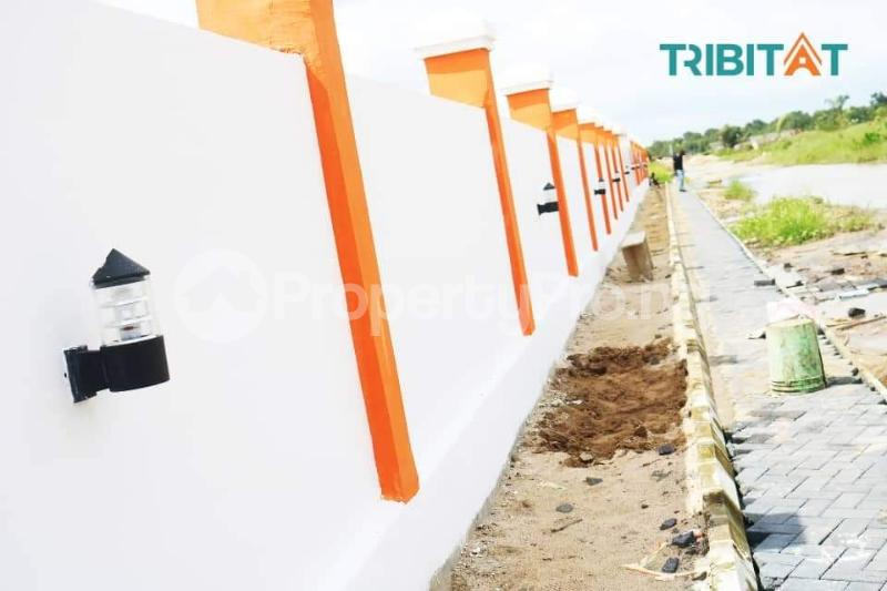 Serviced Residential Land Land for sale 2 minutes Off Lekki-Epe Expressway and 10 minutes to Shoprite  Abijo Ajah Lagos - 2
