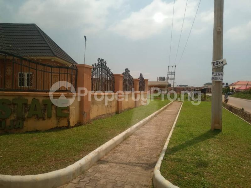 10 bedroom Detached Duplex House for sale Kubwa very near Nigeria Army estate scheme FCT Abuja Nigeria Kubwa Abuja - 10