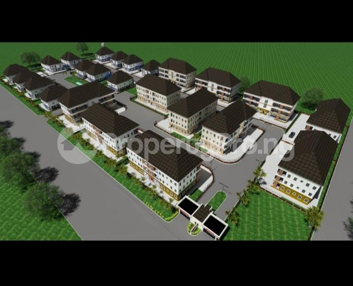4 bedroom Residential Land Land for sale Estate sector C plot 126 Gudaba kuje Abuja behind Centenary city   Kuje Abuja - 5
