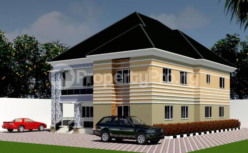 4 bedroom Residential Land Land for sale Estate sector C plot 126 Gudaba kuje Abuja behind Centenary city   Kuje Abuja - 3