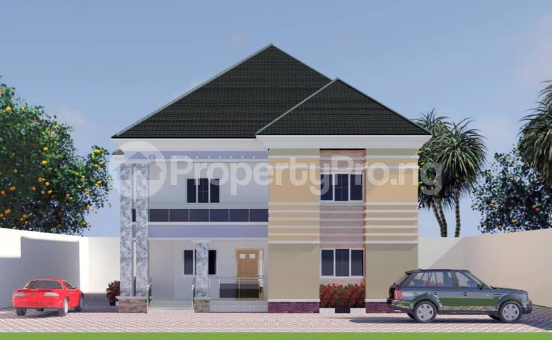4 bedroom Residential Land Land for sale Estate sector C plot 126 Gudaba kuje Abuja behind Centenary city   Kuje Abuja - 4