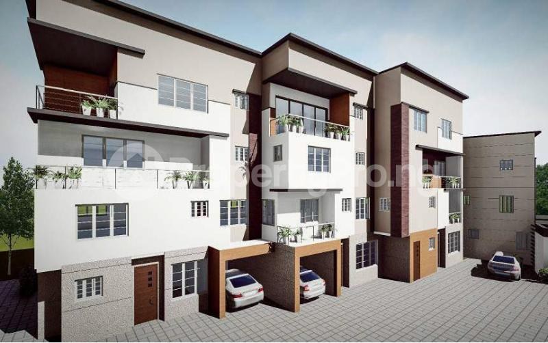 4 bedroom Terraced Duplex House for sale Lekki Phase 1 Lekki