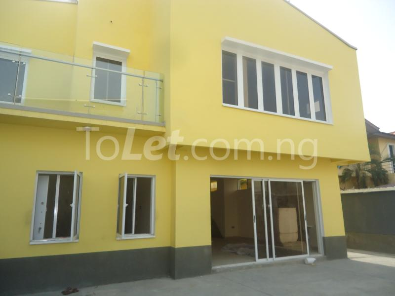 4 bedroom House for rent Chisco Bus Stop Ikate Lekki Lagos - 1