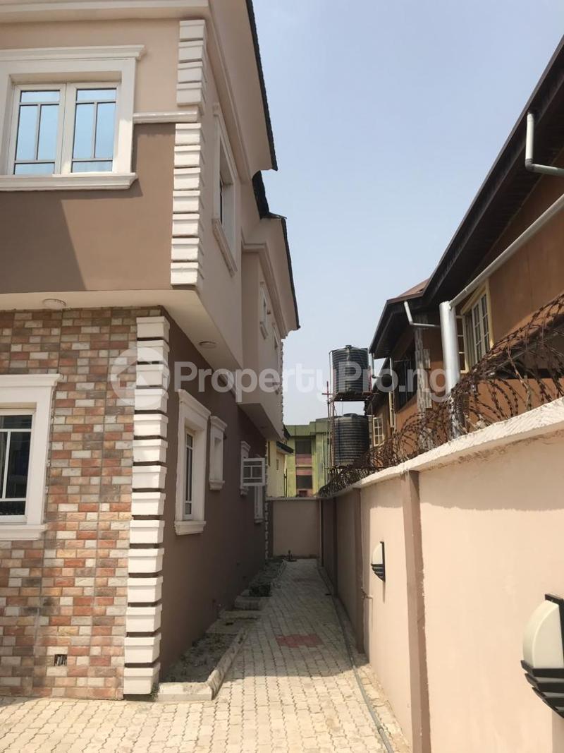 4 bedroom Detached Duplex House for sale CHURCH STREET KETU ALAPERE  Ketu Lagos - 2