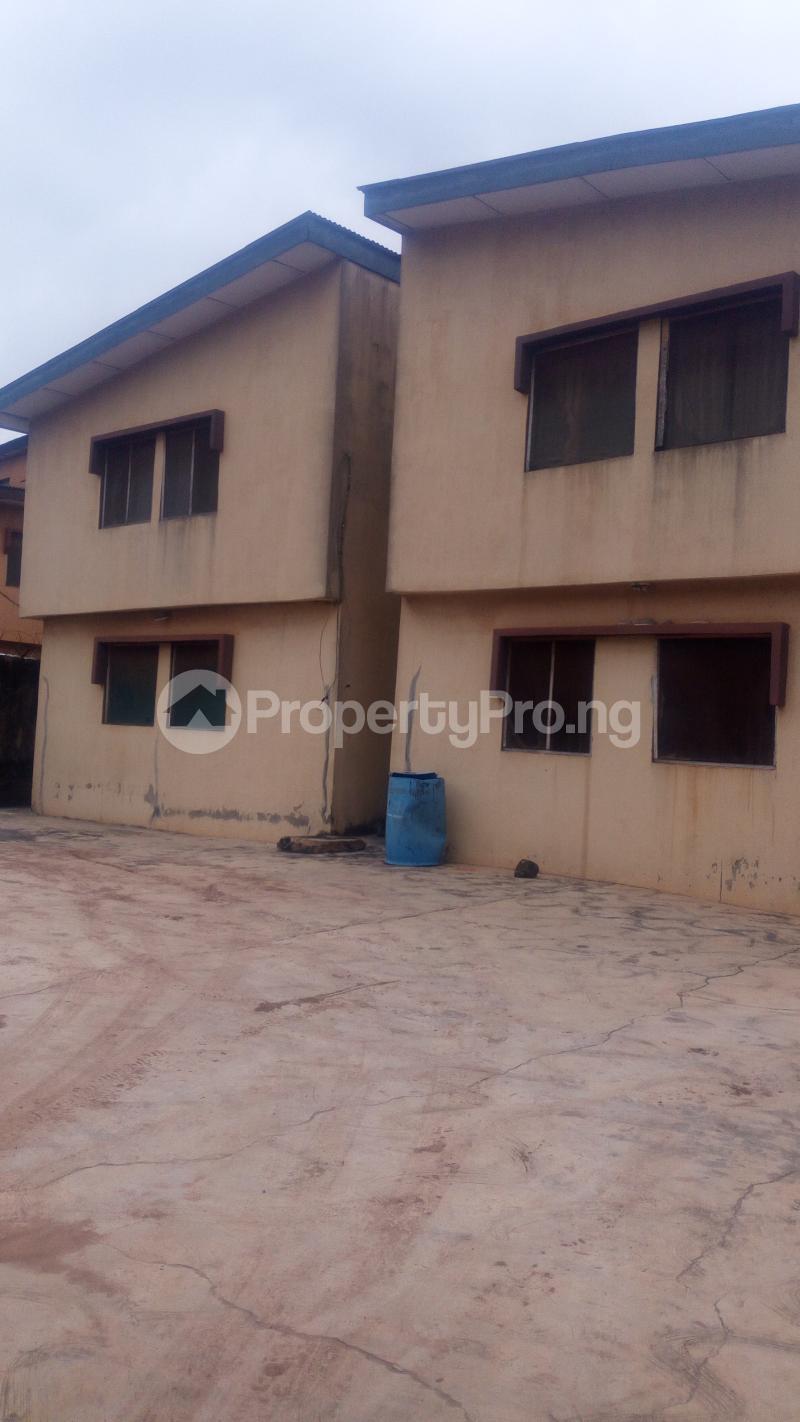 2 bedroom Flat / Apartment for rent Daramola Avenue Ajagun Estate. Ijegun. Lagos Mainland  Ijegun Ikotun/Igando Lagos - 0