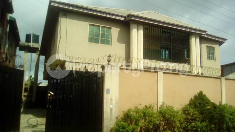 4 bedroom Detached Duplex House for sale OPPOSITE DIAMOND ESTATE ISHERI, IDIMU LASU ROAD  Isheri Egbe/Idimu Lagos - 5