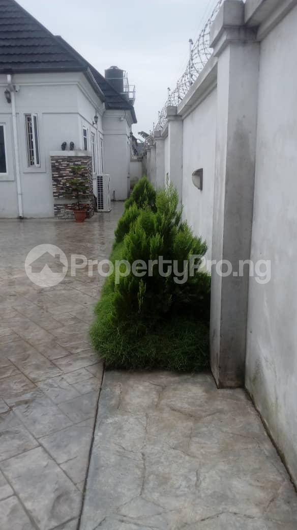 4 bedroom Detached Bungalow House for sale Queen park Estate Eneka Port Harcourt Rivers - 5