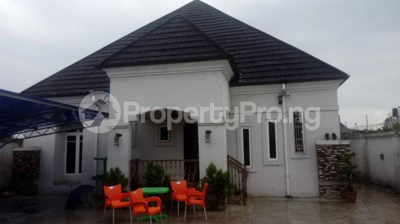 4 bedroom Detached Bungalow House for sale Queen park Estate Eneka Port Harcourt Rivers - 0