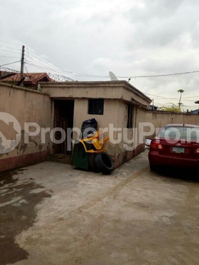 3 bedroom Block of Flat for sale Ajao Estate Isolo. Lagos Mainland Ajao Estate Isolo Lagos - 1