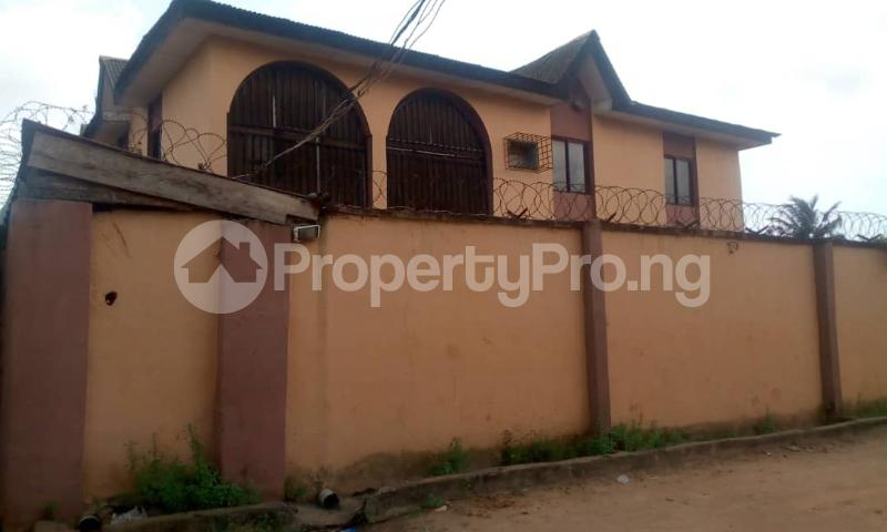 3 bedroom Flat / Apartment for sale Ejigbo. Lagos Mainland  Ejigbo Ejigbo Lagos - 1