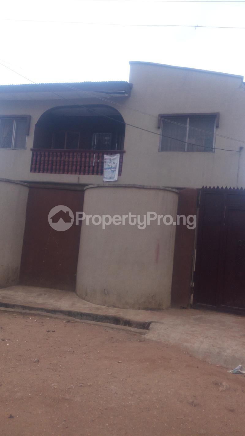3 bedroom Flat / Apartment for sale Idimu Ejigbo Estate. Lagos Mainland  Ejigbo Ejigbo Lagos - 0