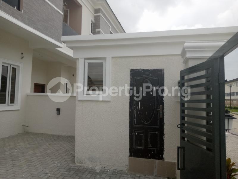 5 bedroom Detached Duplex House for sale Osapa London Osapa london Lekki Lagos - 12