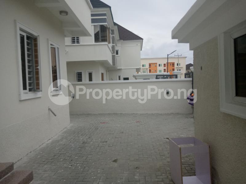 5 bedroom Detached Duplex House for sale Osapa London Osapa london Lekki Lagos - 21
