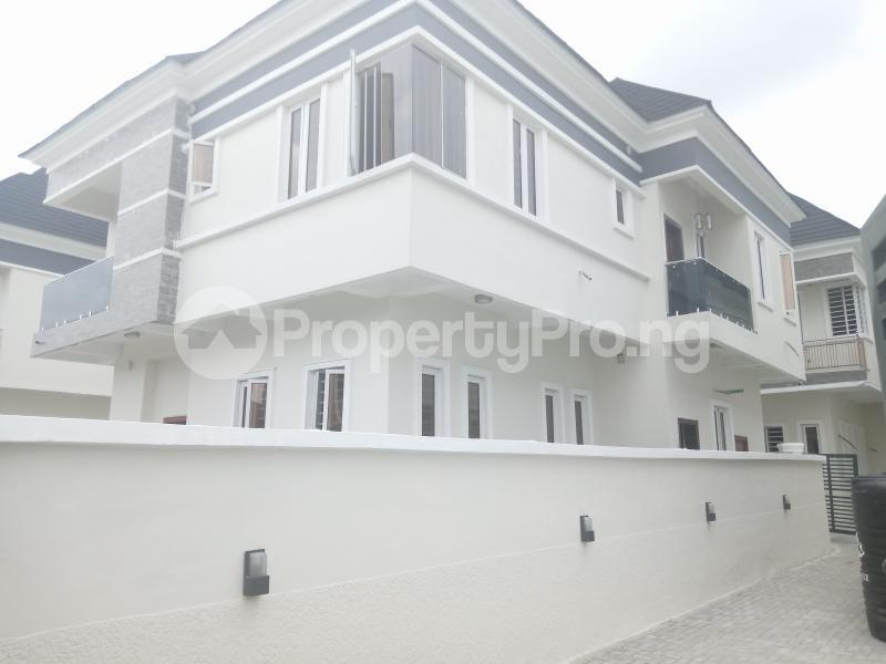 5 bedroom Detached Duplex House for sale Osapa London Osapa london Lekki Lagos - 25
