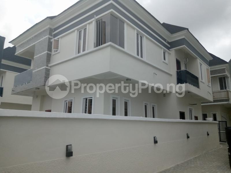 5 bedroom Detached Duplex House for sale Osapa London Osapa london Lekki Lagos - 26