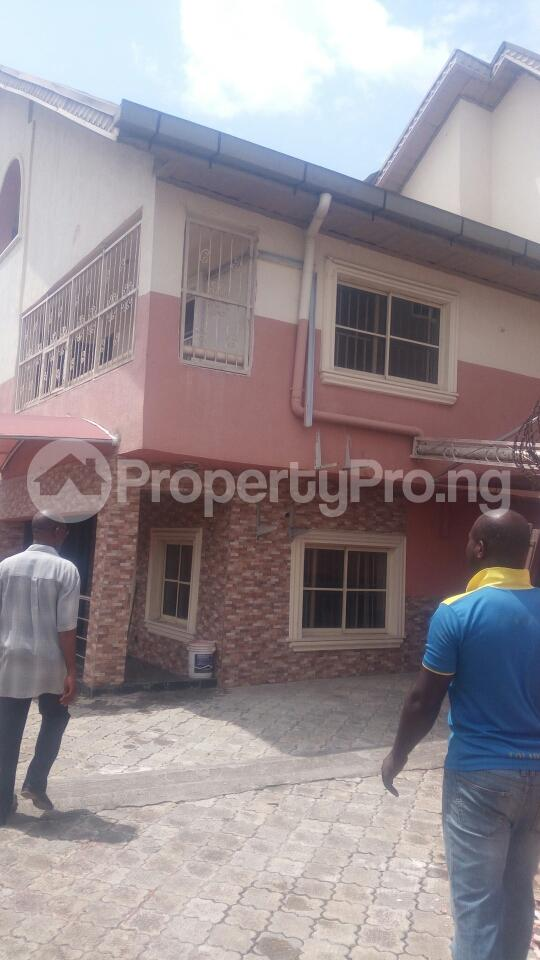 5 bedroom House for sale Ajao Estate Isolo. Lagos Mainland Ajao Estate Isolo Lagos - 1