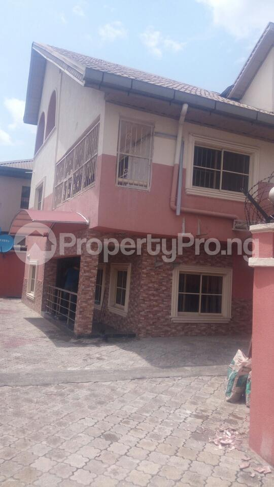 5 bedroom House for sale Ajao Estate Isolo. Lagos Mainland Ajao Estate Isolo Lagos - 0