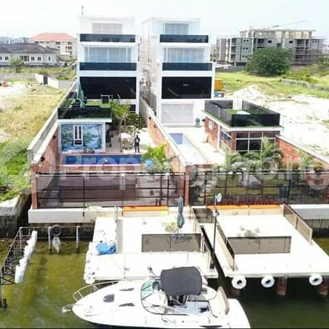 House for sale waterfront  Banana Island Ikoyi Lagos - 2