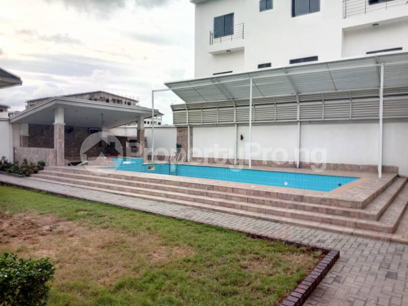 5 bedroom Detached Duplex House for rent Mojisola street Onikoyi Mojisola Onikoyi Estate Ikoyi Lagos - 1